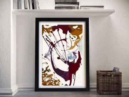Biblia Sacra Dali Framed Wall Art