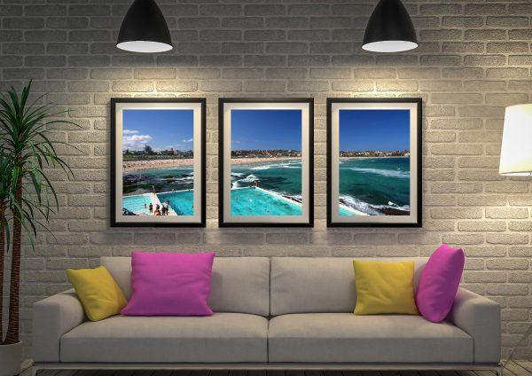 Buy a Bondi Icebergs Split Panel Set Online