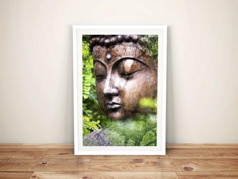 Buddha Framed Wall Art Australia