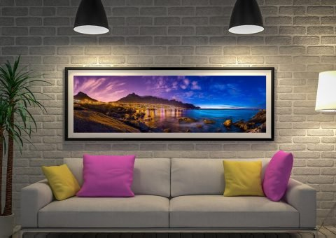 Buy Cape Town Table Mountain Panoramic Art