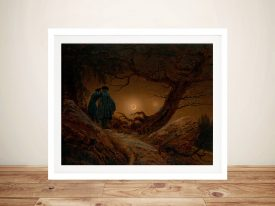 Print of Moonwatchers Classic Wall Art