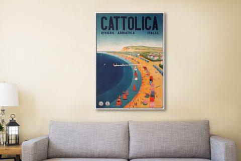 Buy Vintage Resort Wall Art Cheap Online