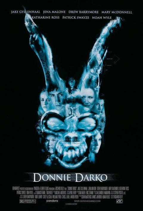 Donnie Darko Framed Movie Poster Canvas Picture