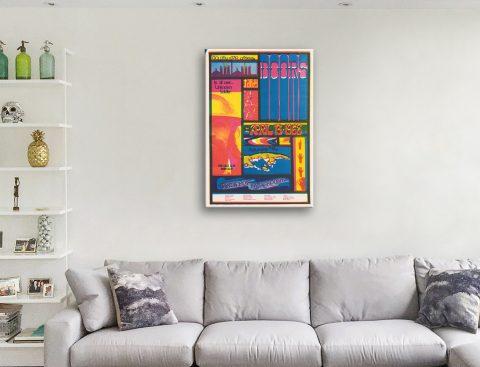 Buy The Doors Poster Wall Art Cheap Online
