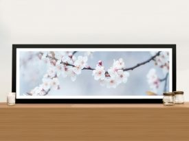 Buy Dream Blossoms Floral panoramic Art