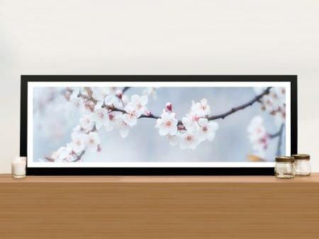 Buy Dream Blossoms Floral panoramic Art