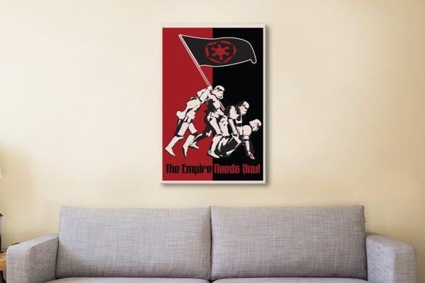 Buy Storm Trooper Poster Prints Gift Ideas AU