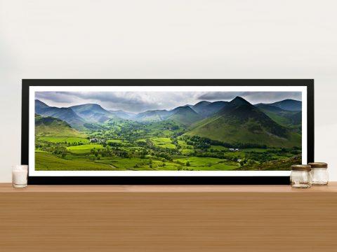 Buy Lake District Cheap Panoramic Prints Online