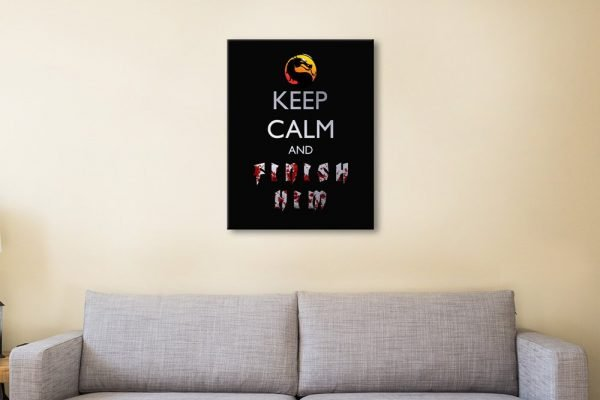 Keep Calm Posters Online Gallery Sale