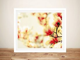 Flower Blossoms Wall Art Brisbane