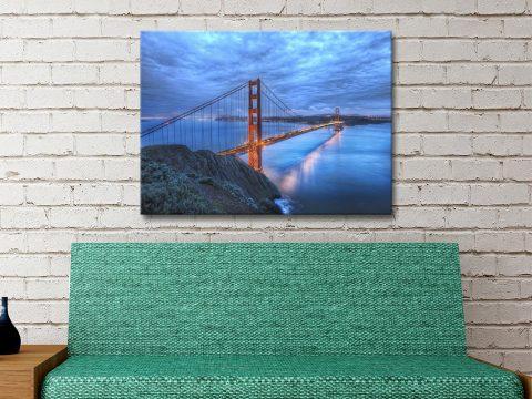 Golden Gate Wall Art Great Gift Ideas AU