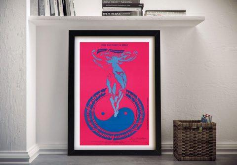 Buy a Poster Print for the Grande Ballroom Gig
