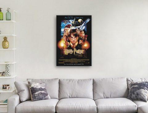 Harry Potter Movie Poster Print