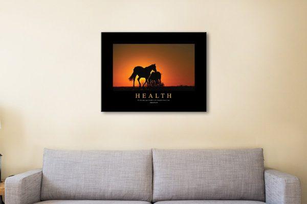 Health Wall Art Unique Home Decor Online