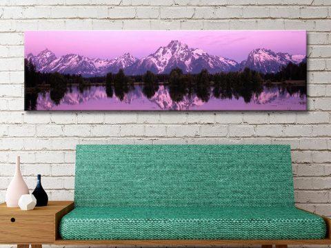 Buy High Dawn Cheap Panoramic Art Online