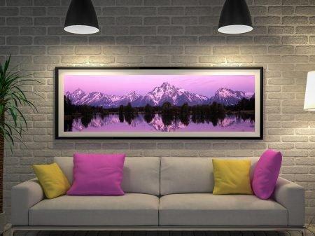 Buy a High Dawn Sunrise Panoramic Print