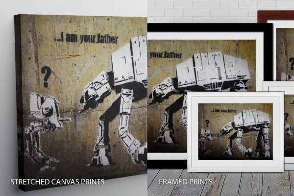 I am your father Quality Print