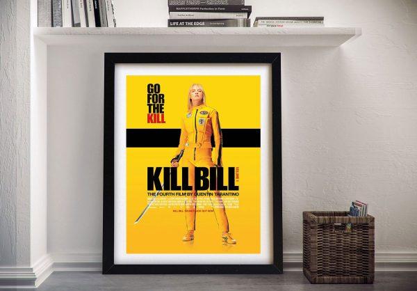 Buy Movie Wall Art for Kill Bill Great Gift Ideas