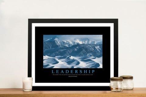 Leadership Inspiring Art for Entrepreneurs AU