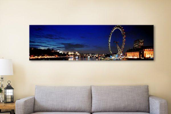 Buy Affordable London Panoramic Wall Art AU