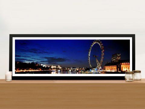 Buy London Skyline Canvas Art Gift Ideas Online