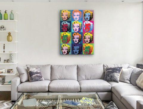 Marilyn Monroe Pop Art Great Gift Ideas AU