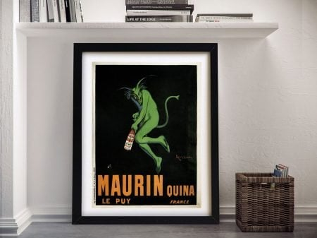 Maurin Quina Poster Framed Wall Art