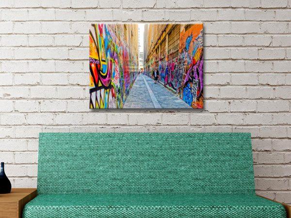 Buy Affordable Framed Graffiti Wall Art Online