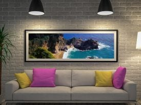 Buy Paradise Island Panoramic Artwork