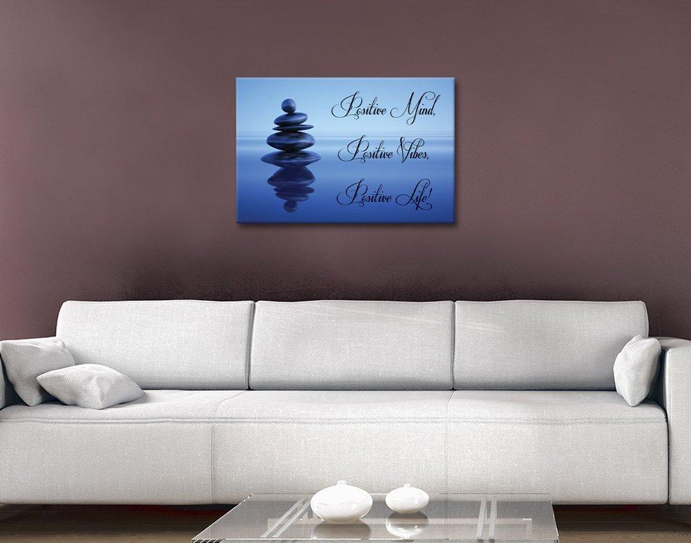 Positive Vibes Inspiring Art Home Decor Ideas