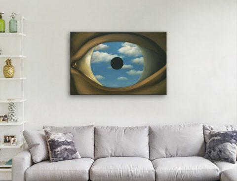 René Magritte Surreal Classic Art for Sale