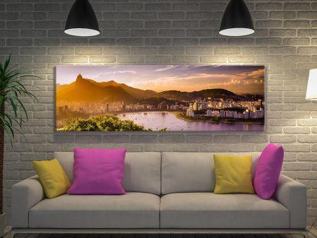 Buy a Rio de Janeiro Panoramic Print