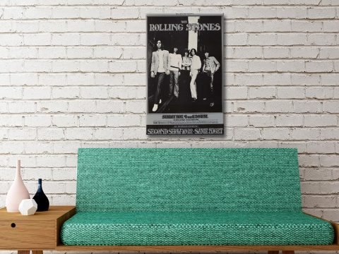 Buy Classic Rock Poster Prints Great Gift Ideas