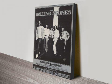 Buy Vintage Rock 'N' Roll Concert Posters Online