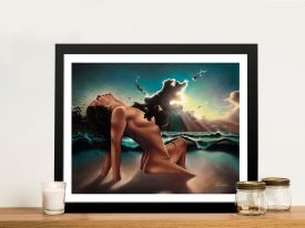 Buy A Print of Sexual Explosion by Jim Warren