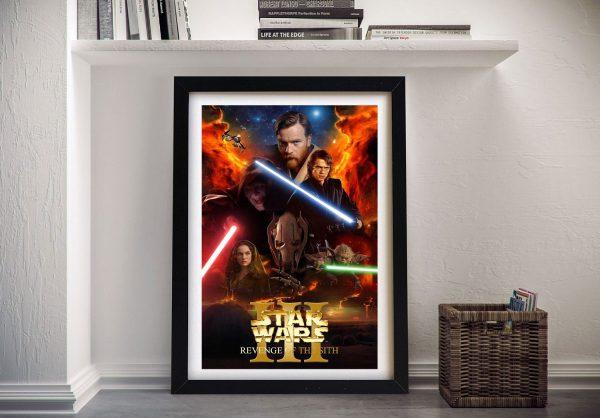 Buy Star Wars Movie Poster Art Cheap Online