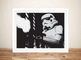 Stormtrooper Movie Wall Art Online