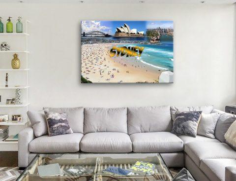 Sydney Canvas Artwork