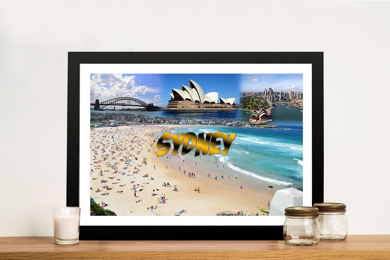 Sydney Framed Wall Art