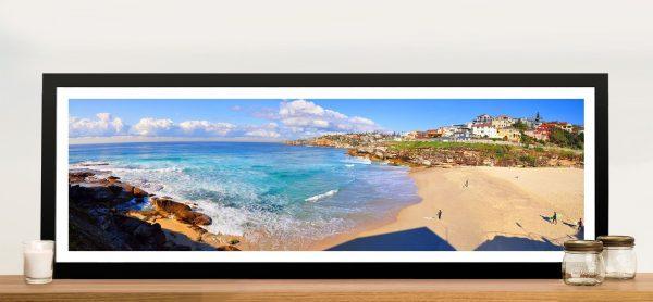 Buy a Ready to Hang Tamarama Panoramic Print