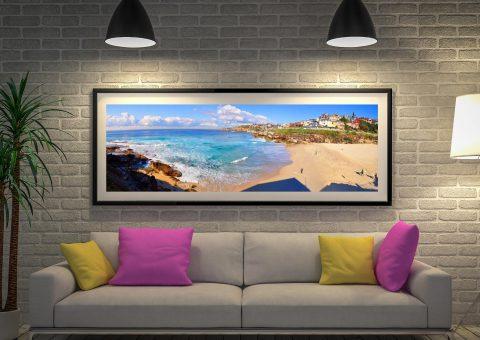 Buy Tamarama Panoramic 1 Online Art