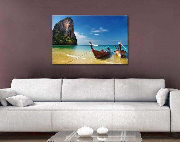 Thai Paradise Thai Paradise Canvas print