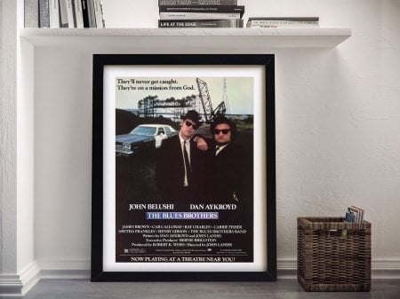 The Blues Brothers Framed Wall Art