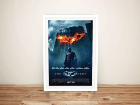 Buy The Dark Knight Movie Poster Print
