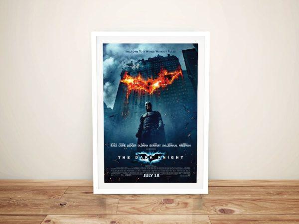 Buy The Dark Knight Movie Poster Print