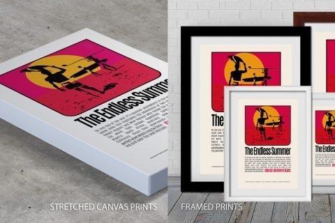 Movie Poster Quality Print
