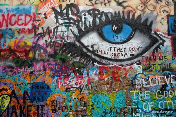 Buy Graffiti Art Decor Australia