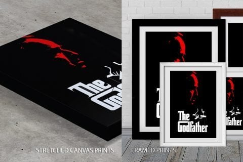 The Godfather Quality Print