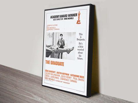 Buy The Graduate Art Cheap Poster Prints AU