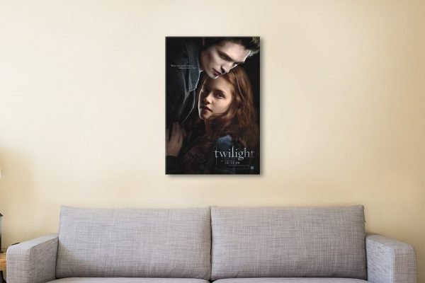 Robert Patterson Movie Poster Print for Sale